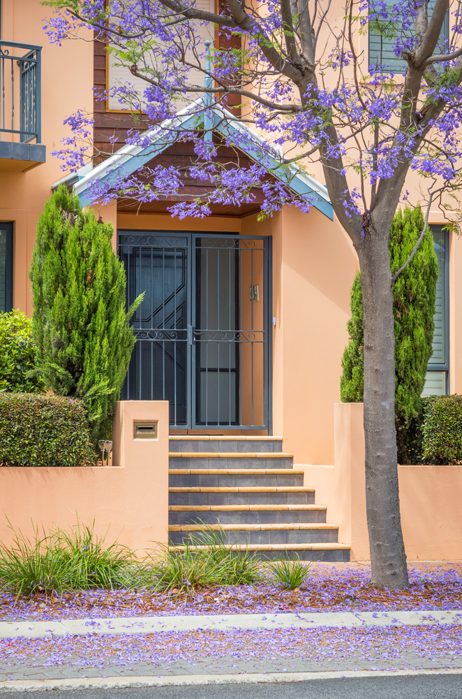 A townhouse in Subiaco, Perth
